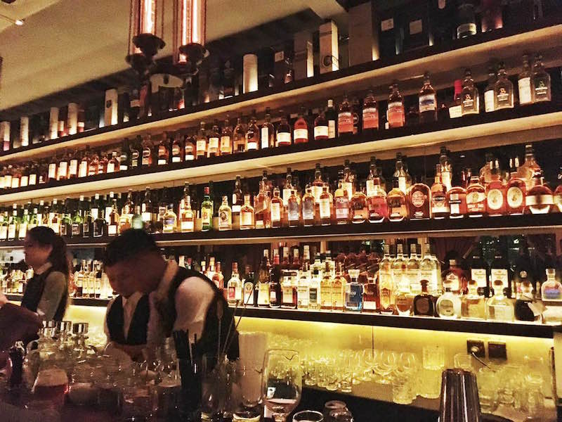 Róng Bar Gets Off On The Right Foot, Serving Elegant Cocktails on Sanlitun East Third Street