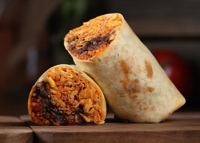 "Feel the Burn: QMex's New Taco Burgers and Spicy Burritos Will Make You Cry ""Ay Caramba!"""