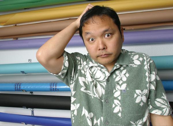 Q&A With Comic Paul Ogata Ahead of Apr 15 Bookworm Set