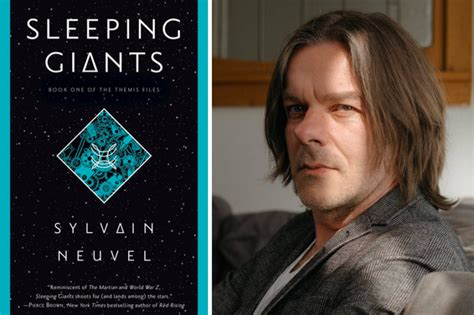 Black Mirror, Star Wars and Sleeping Giants: Q&A With Star Sci-Fi Author Sylvain Neuvel Ahead of Mar 18 Bookworm Talk