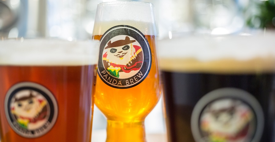 Feel The Burn: Panda Brewery's Curious Spicy Eats for the Hot & Spicy Festival