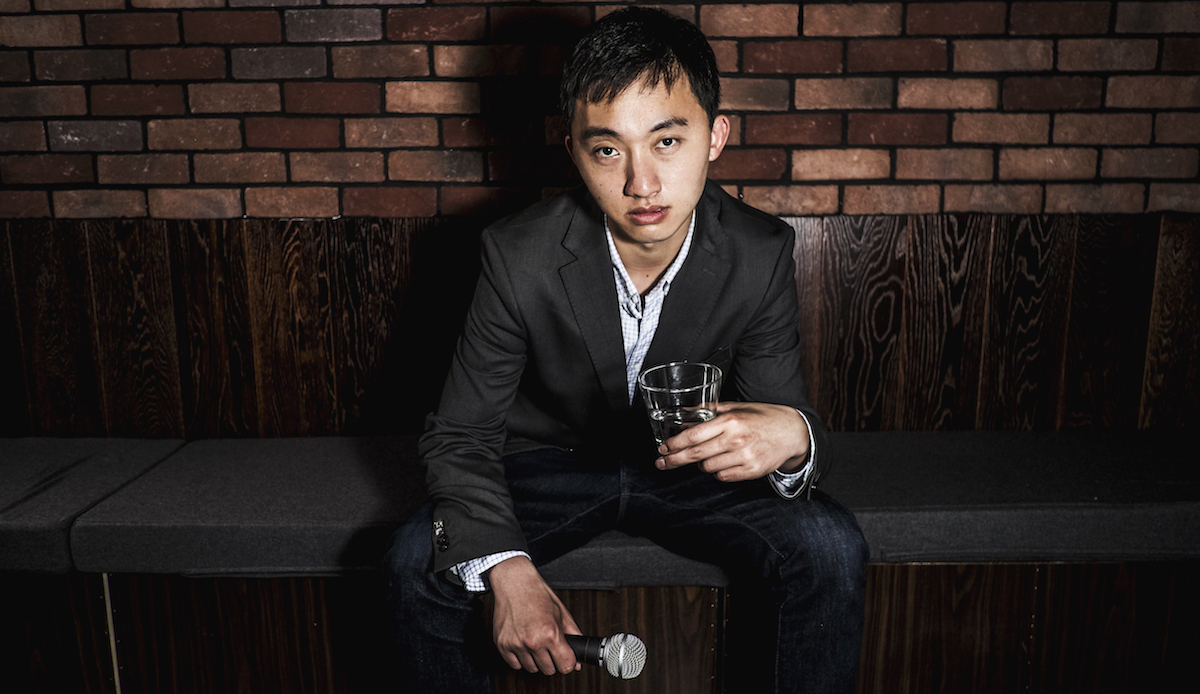 On the Verge of Politically Incorrect Comedy With Storm Xu, Nov 5 at Great Friend Outdoors Club