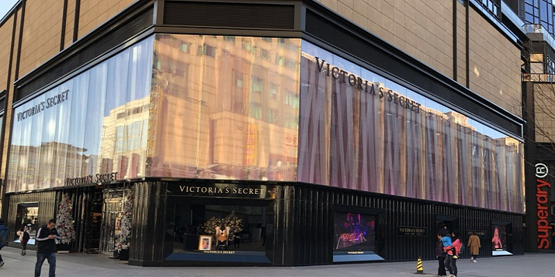 24ced4190f Victoria s Secret Opens Three-Floor Asian Flagship Store in WF Central