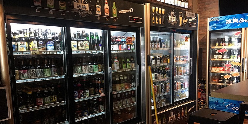 Naughty Beer Provides More than Naughty Selection of Bottled Craft Beers with Good Value in Shuangjing