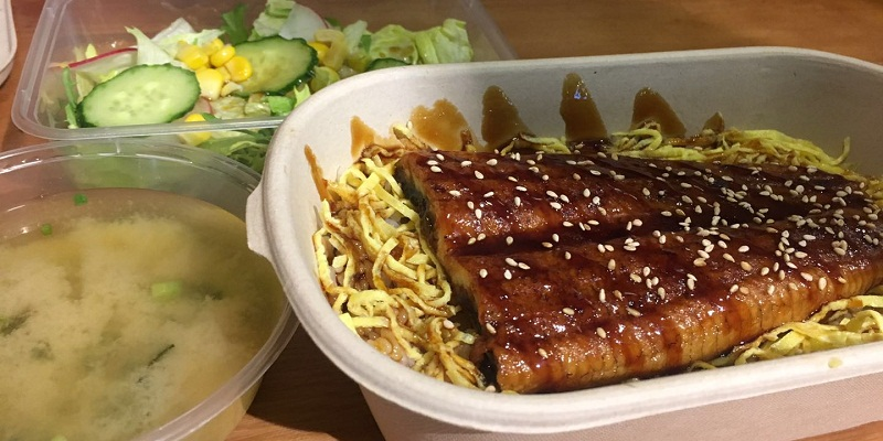 Street Eats: Affordable Japanese Eel Rice for Loners at Topwin Center