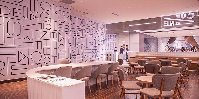 Cup One Welcomes You With Food and Space in Hectic, Crowded Pacific ...