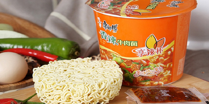 DP Don't Panic, Your Life Savior Instant Noodles Master Kong Won't Be Shut Down