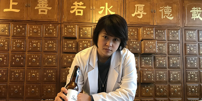 A Drink with Debbie Ma, TCM Doctor and HomeBrewer Extraordinaire