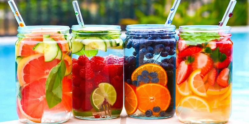 5 Insta-Ready Detox Waters You Can Make At Home