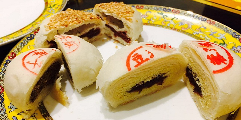 Fuhuazhai Chinese Pastry Shop Brings us Back to the Qing Dynasty with Traditional Royal Manchu Taste