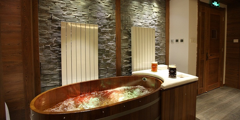 Upgraded Experience for Beer Drinkers, The Beer Spa at Xindong Lu