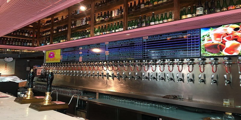 NBeer Pub Expands Its Taps and 7,000 Bottles to Fast West, Wukesong