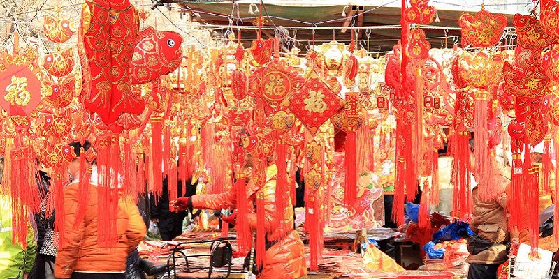 Not 福ed up? Learn More about the Lucky Symbols for Spring Festival
