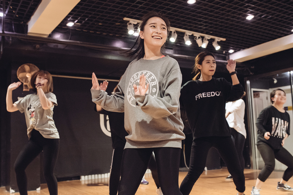 Urban Dance Community in Beijing: Where to take dance classes?