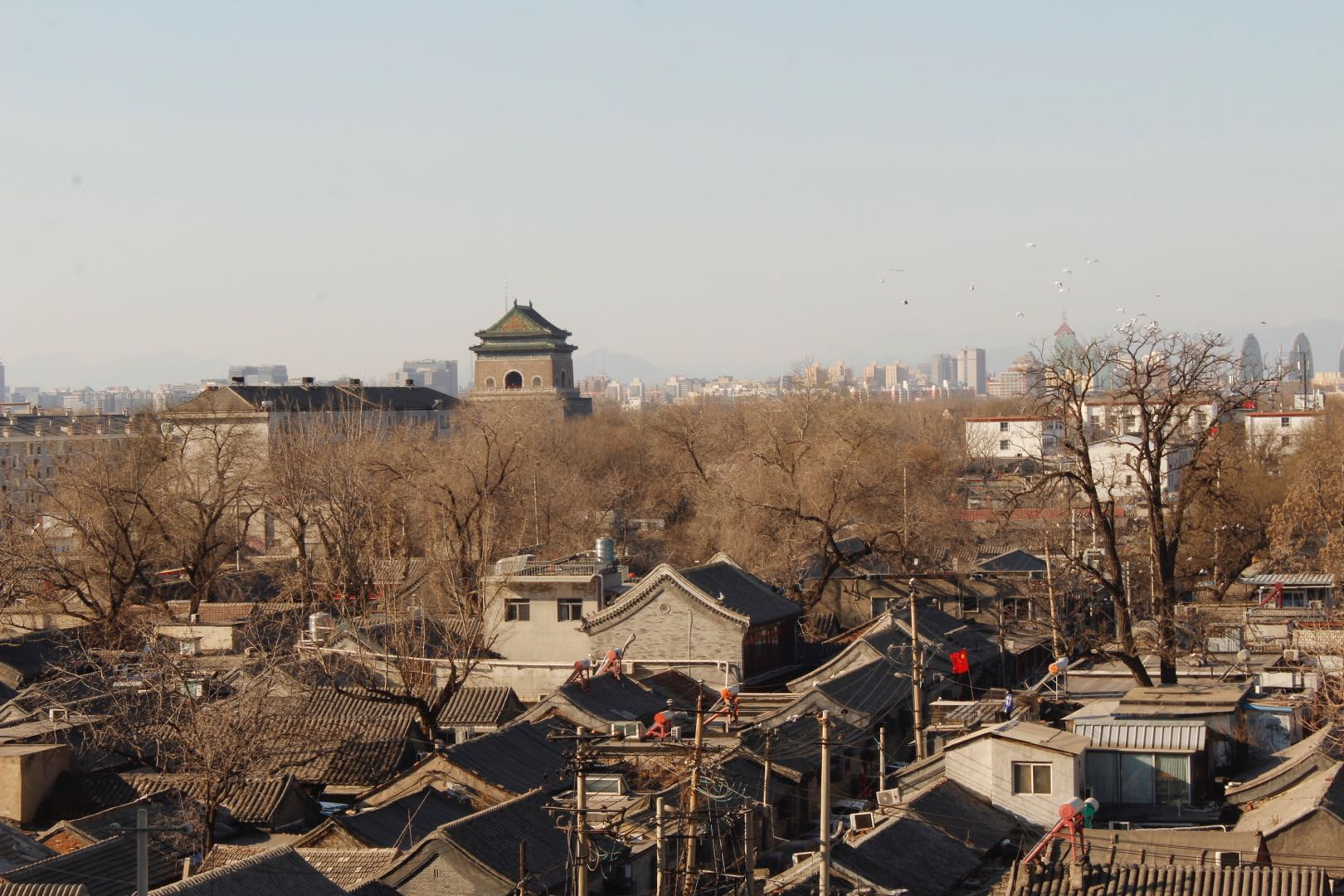 Throwback Thursday: A Look Back at Dry and Drought-y Beijing Winters
