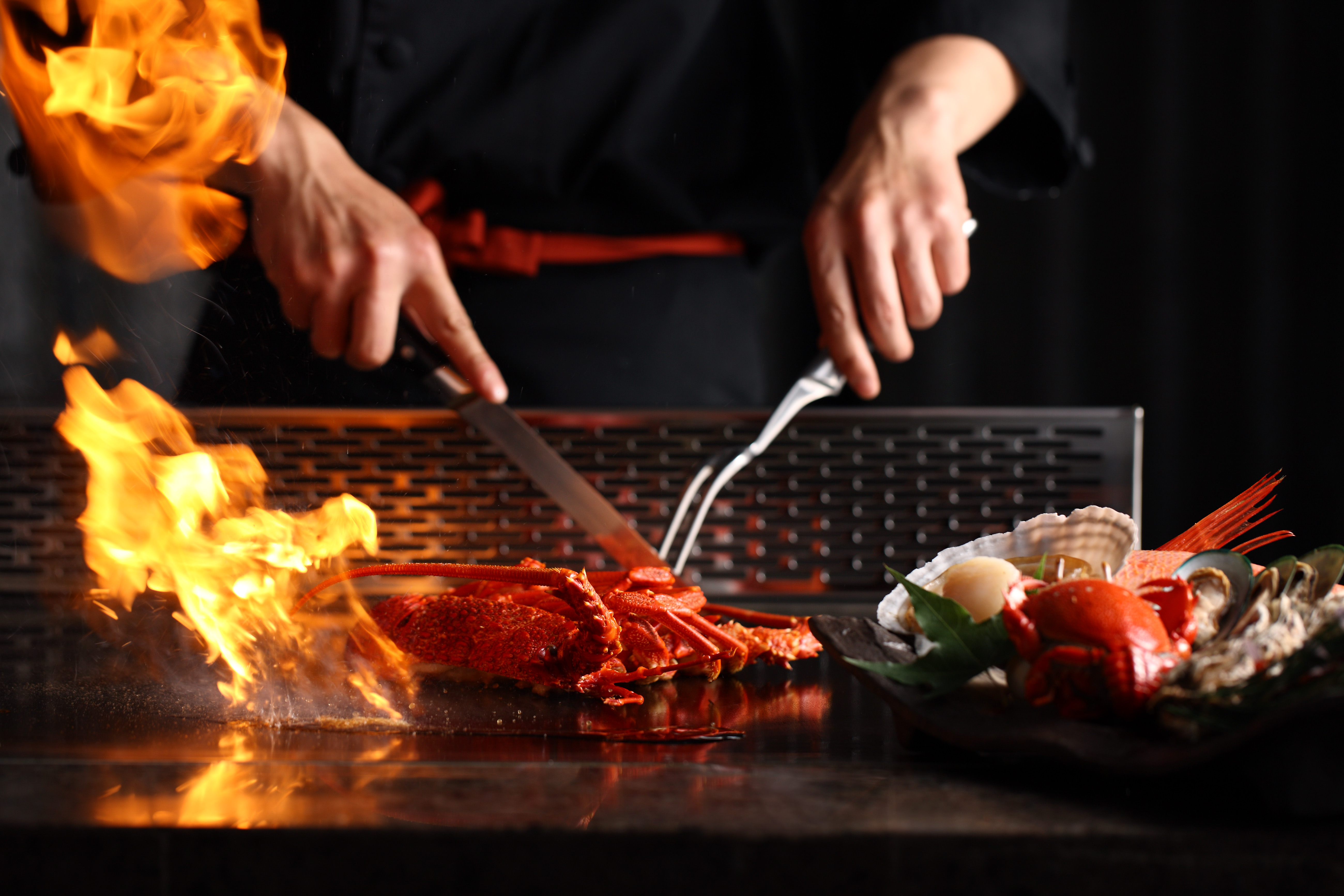 Prime Cut: The Westin Beijing Chaoyang's Mai takes teppenyaki to a new level