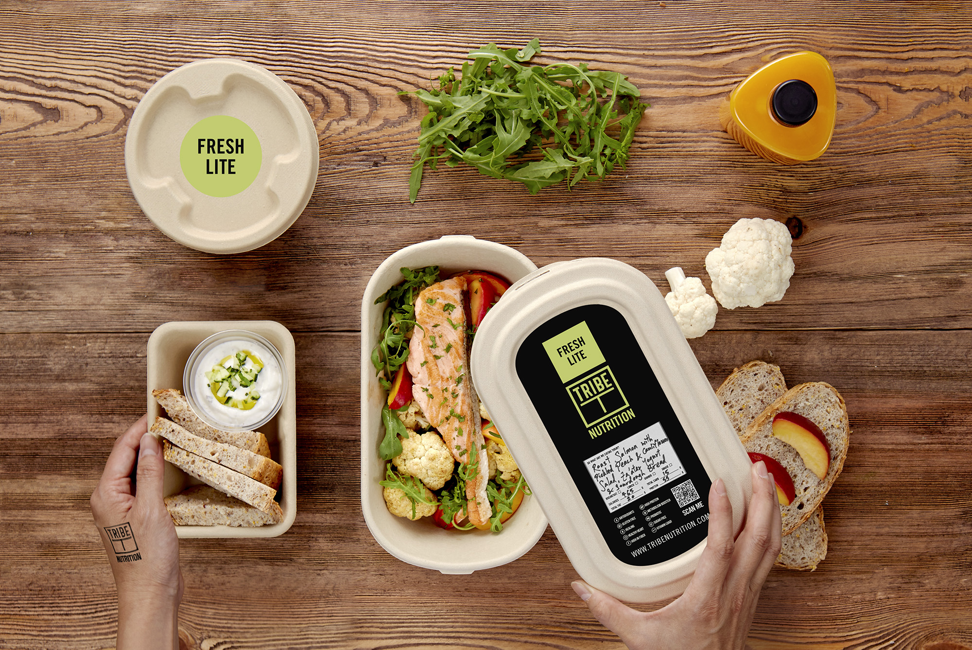 FRESH LITE: Healthy and Nutritious Meals for Working Stiffs