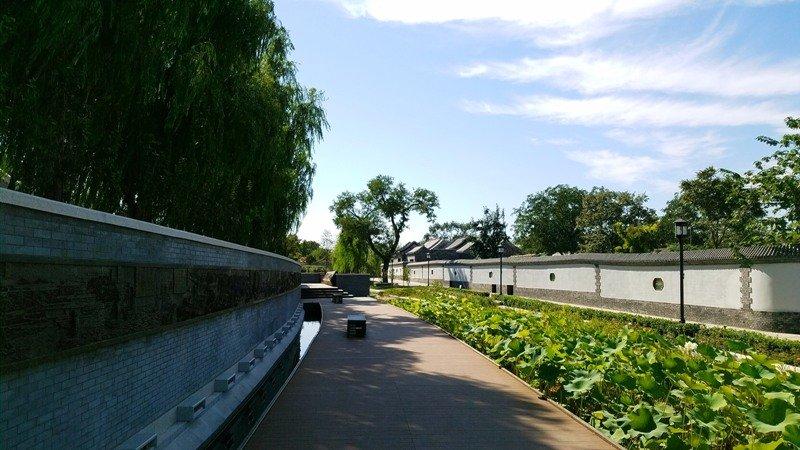 Exploring Beijing by foot