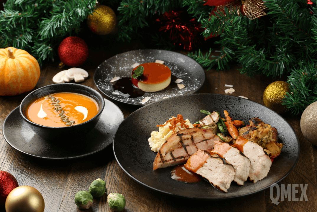Christmas Meals.Yule Be Sorry To Miss These Beijing Christmas Dinners The