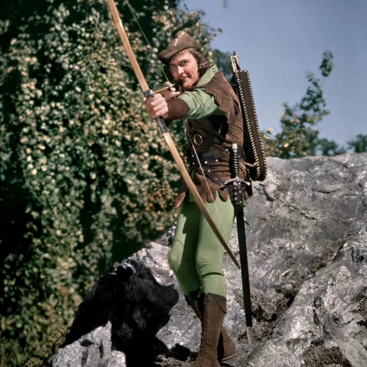 classic movie tuesday the adventures of robin hood 1938