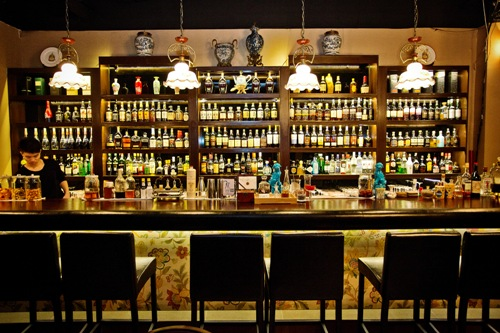 Drink House Whisky Bar Tony Zhao Takes On Scotch The
